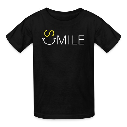 SMILE 7 - Kids' T-Shirt