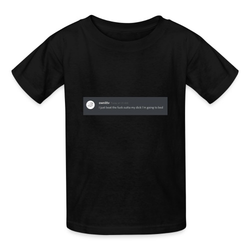 Own It TV Official Merch - Kids' T-Shirt