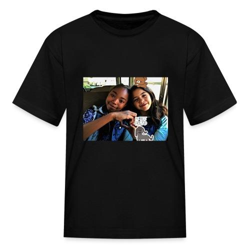 Alana and Sophia's crazy videos - Kids' T-Shirt