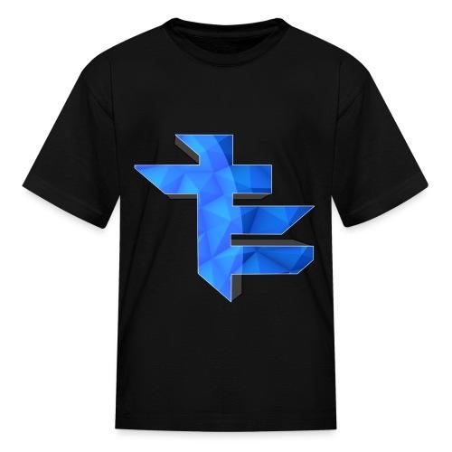 Simple LightningTE Logo - Kids' T-Shirt