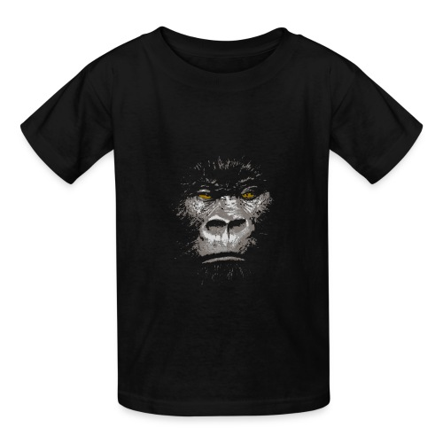 Charismatic Gorilla - Kids' T-Shirt