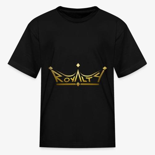 royalty premium - Kids' T-Shirt