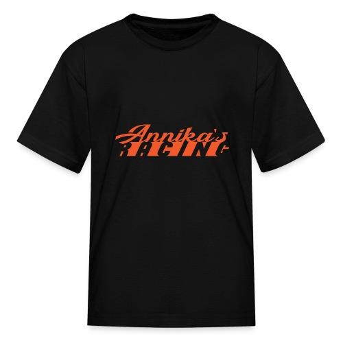 Annika's Racing - Kids' T-Shirt
