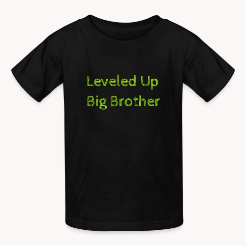 Leveled Up - Kids' T-Shirt