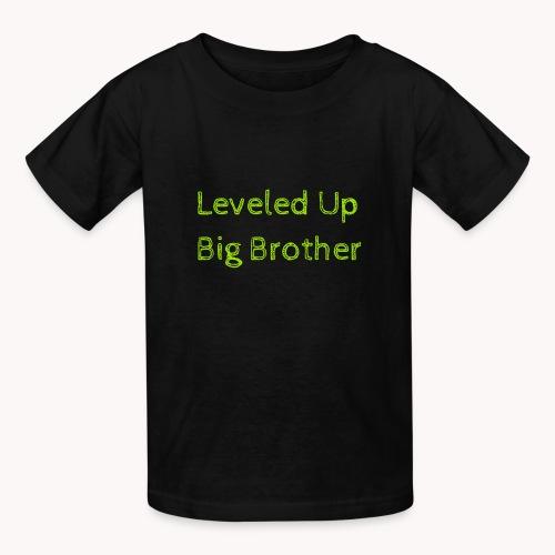 Leveled Up - Kids' T-Shirt