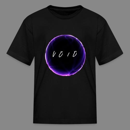 VOID CIRCLE LOGO - Kids' T-Shirt
