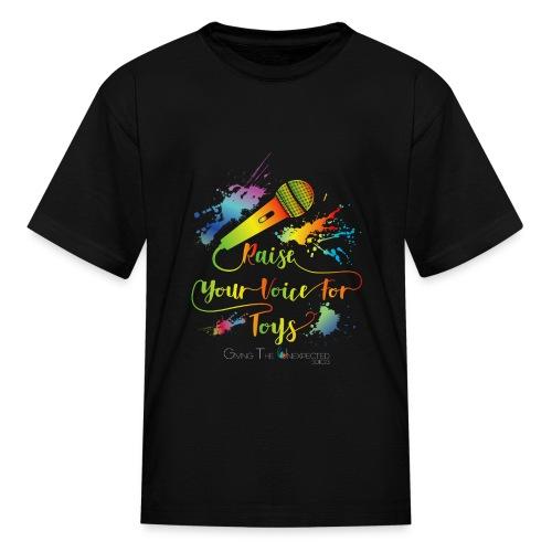 GTU Toy Drive Glow Shirt - Kids' T-Shirt