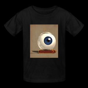 small Big eye robot - Kids' T-Shirt