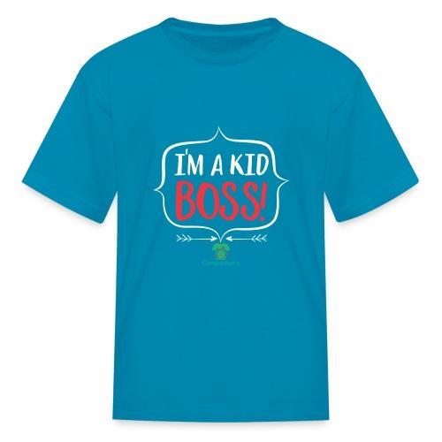 Kid Boss - Kids' T-Shirt