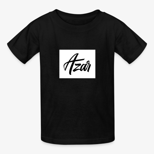 Azar - Kids' T-Shirt