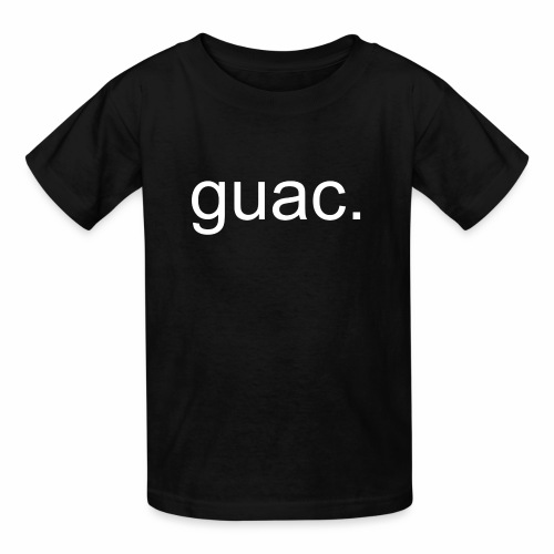 guac. - Kids' T-Shirt