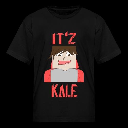 ItzKale - Kids' T-Shirt