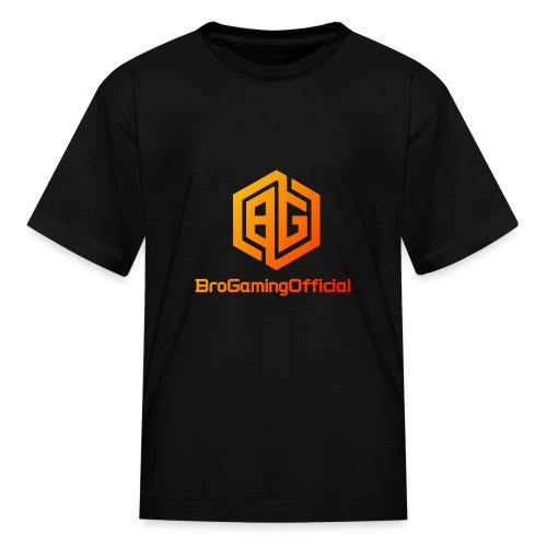 BroGamingOfficial Merch 2 - Kids' T-Shirt