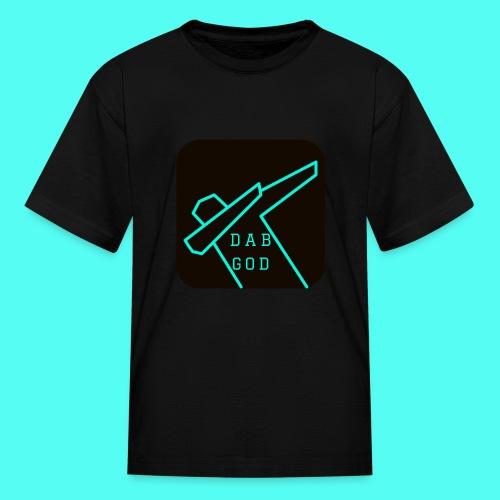 Dab God - the original - Kids' T-Shirt
