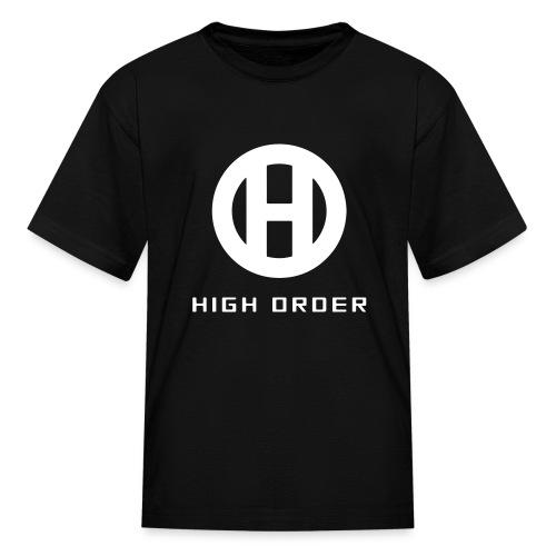 HIGH ORDER CLASSIC WHITE - Kids' T-Shirt