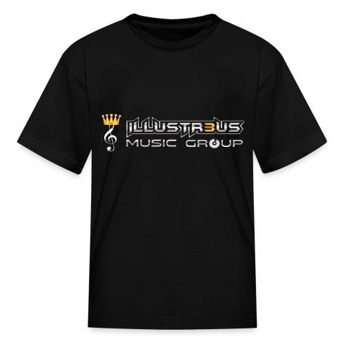 ILLUSTR3US MUSIC GROUP - Kids' T-Shirt