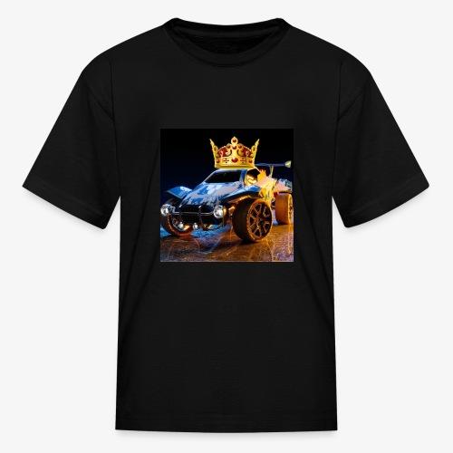 Rocketmasters logo - Kids' T-Shirt