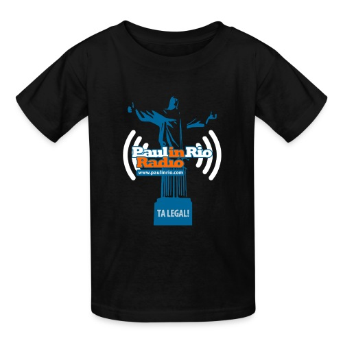Paul in Rio Radio - The Thumbs up Corcovado #2 - Kids' T-Shirt
