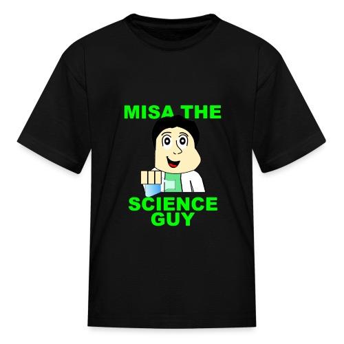 Misa the science guy Merch - Kids' T-Shirt
