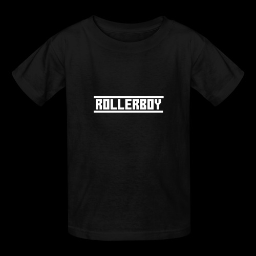 Exclusive ROLLERBOY NAME LABLEh - Kids' T-Shirt