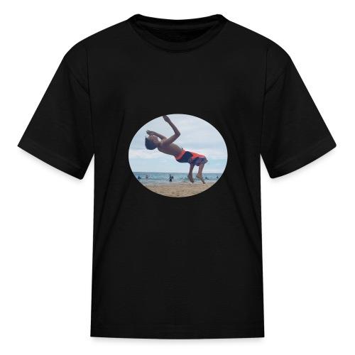 Backflip Logo - Kids' T-Shirt