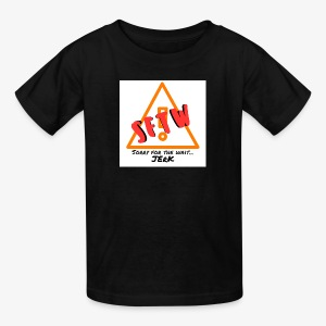 'Sorry For the Wait' - Kids' T-Shirt