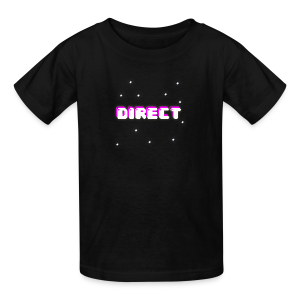 DirectShop Official T-Shirt - Kids' T-Shirt
