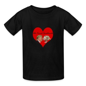 6th Period Sweethearts Government Mr Henry - Kids' T-Shirt