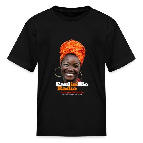 Paul in Rio Radio - Mágica garota - Kids' T-Shirt