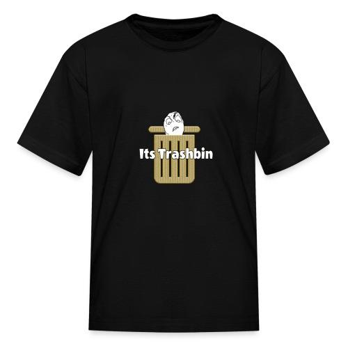 It's Trashbin - Kids' T-Shirt