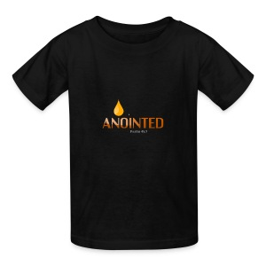 Anointed - Kids' T-Shirt