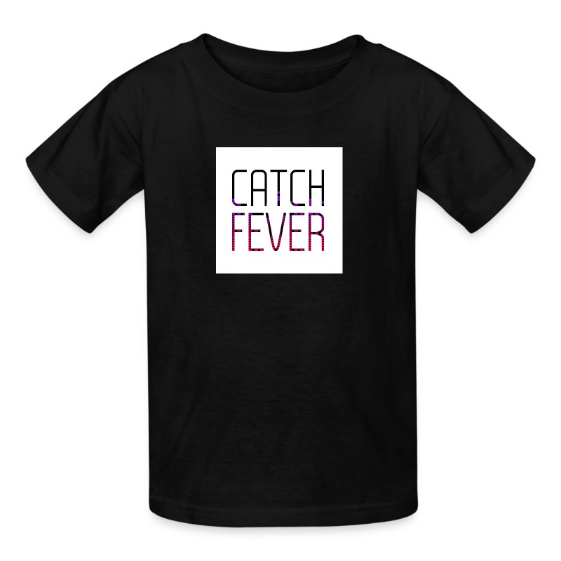 CATCH FEVER 2017 LOGO - Kids' T-Shirt