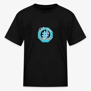 No way No Drama - Kids' T-Shirt