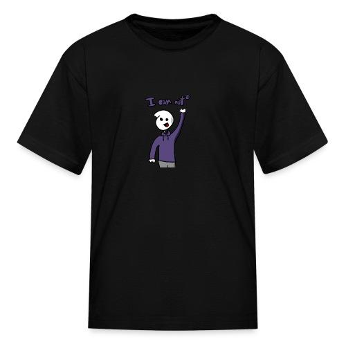 I Can Art ™ - Kids' T-Shirt