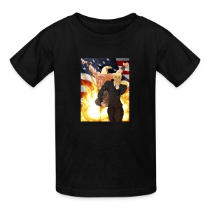 Trumps stand - Kids' T-Shirt