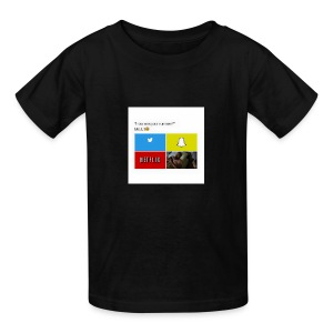 First shirt - Kids' T-Shirt