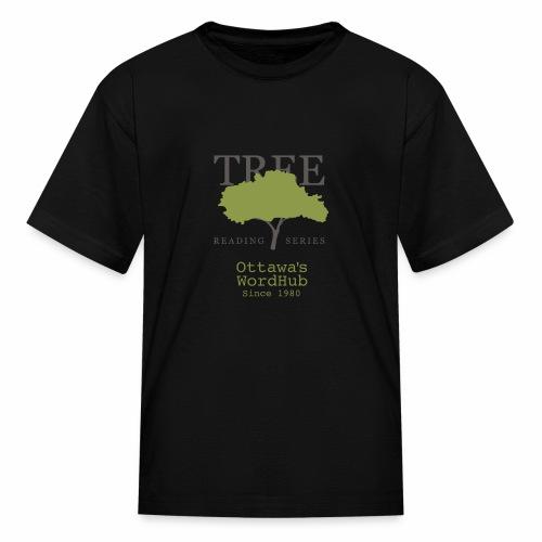 Tree Reading Swag - Kids' T-Shirt