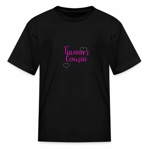Tianna's Birthday T - Kids' T-Shirt