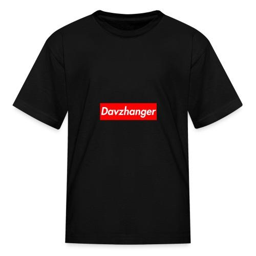 Davzhanger Merch - Kids' T-Shirt