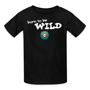 Born To Be Wild! - Kids' T-Shirt