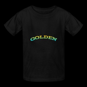 Golden shirts for kids and babys - Kids' T-Shirt