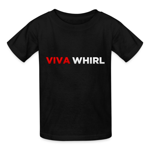 Viva Whirl Logo - Kids' T-Shirt