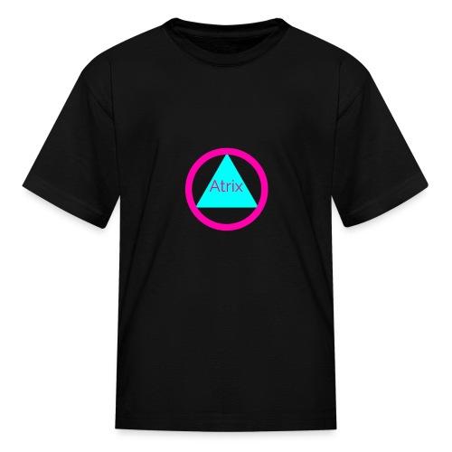 Atrix circle - Kids' T-Shirt