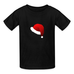 Carmaa Santa Hat Christmas Apparel - Kids' T-Shirt