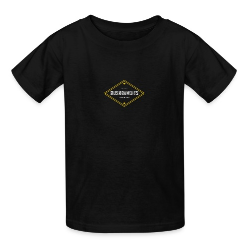 BushBandits Black - Kids' T-Shirt