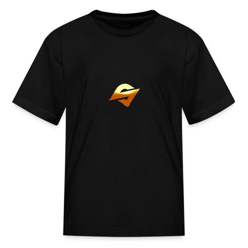 StanZZ Logo! - Kids' T-Shirt
