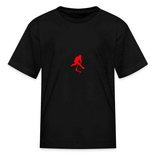 Scooter Design - Kids' T-Shirt