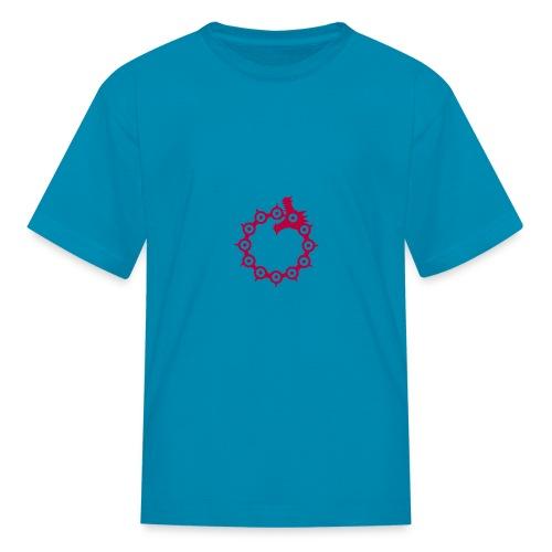 Wrath of the Dragon - Kids' T-Shirt