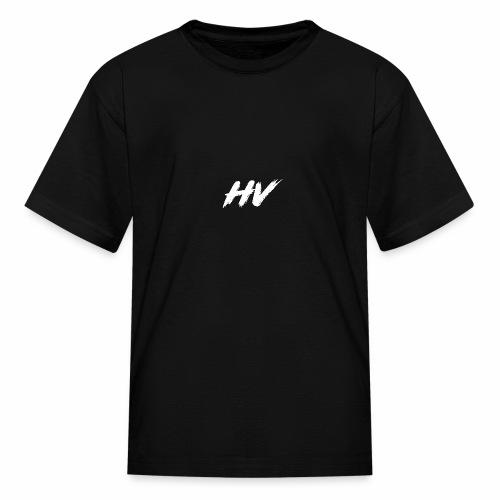 HarrisonVlogs™ Logo - Kids' T-Shirt
