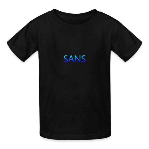 sans logo - Kids' T-Shirt